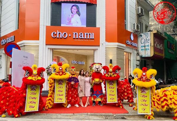 mua-lan-khai-truong-Cho-Nami-tai-Ha-Noi